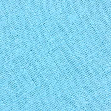 Lin bleu clair