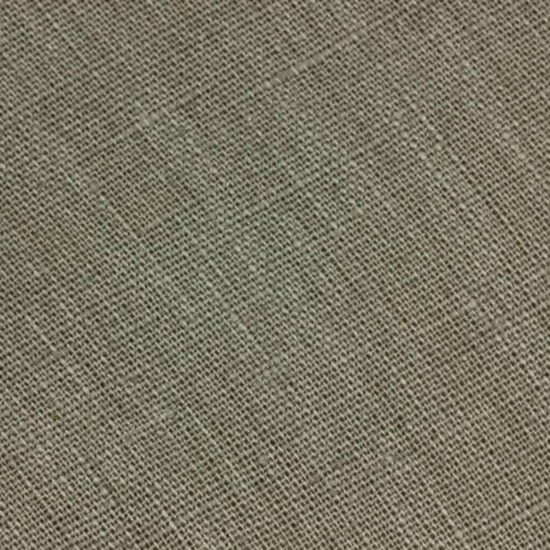 Lin vert de gris