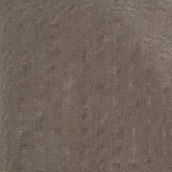 Toile extérieure Téflon grande largeur Jean marron