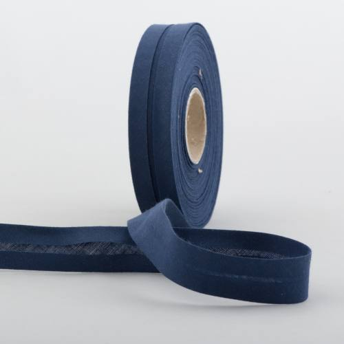 Bobine de biais 20 M - bleu 65
