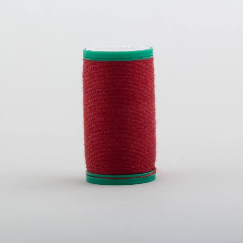Bobine de fil cordonnet Laser 1232 - Rouge foncé