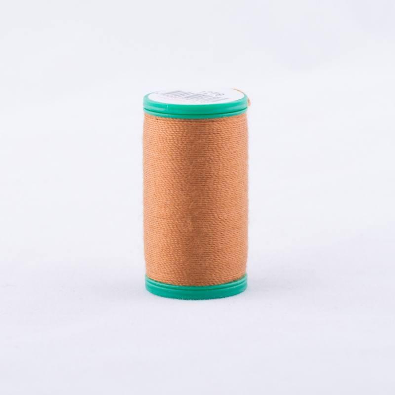 Bobine de fil cordonnet Laser 1278 - Abricot