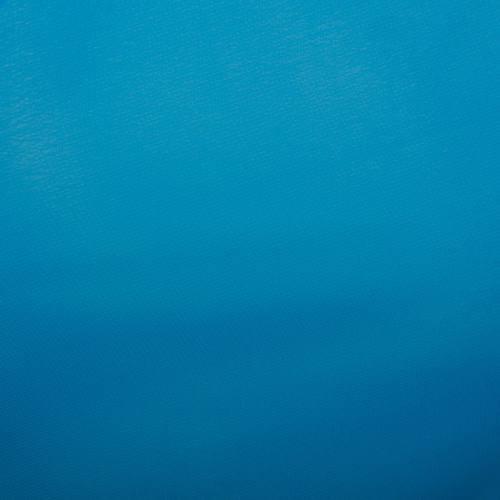 Mousseline unie Bleu Océan N°15