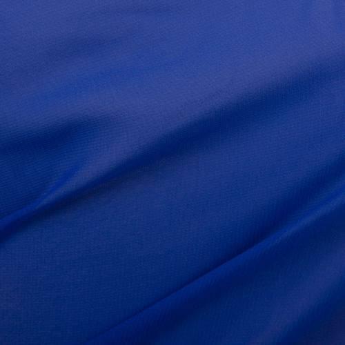 Mousseline unie Bleu roi N°11