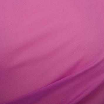 Mousseline unie Lilas N°18