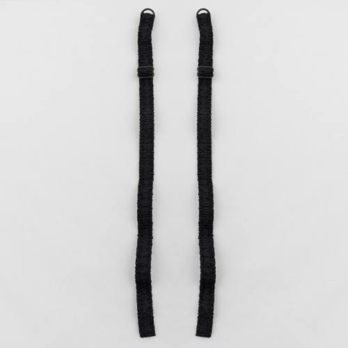 Bretelles noire n°12 Soutien-gorge X2