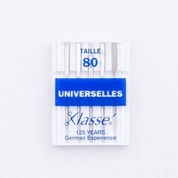 Aiguilles machines universelles 80
