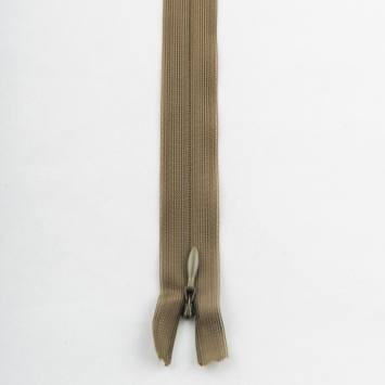 Fermeture 22 cm Col 150 à glissières invisible