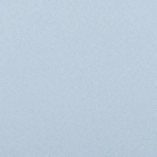 Burlington infroissable bleu ciel