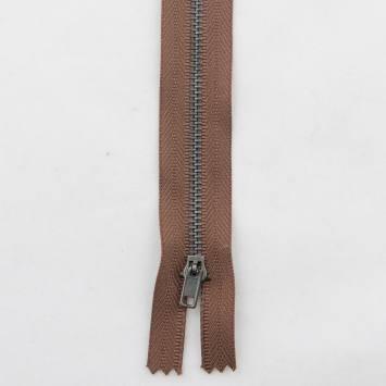 Fermeture pantalon 12 cm métal non séparable Col 160