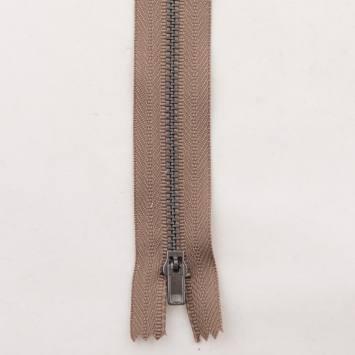 Fermeture pantalon 15 cm métal non séparable Col 158