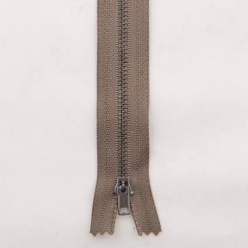 Fermeture pantalon 12 cm métal non séparable Col 150