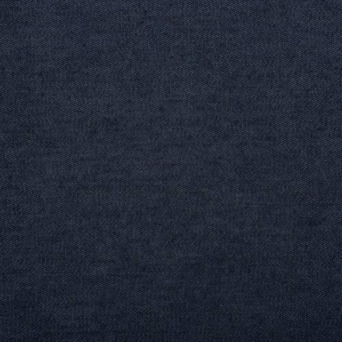 Tissu jeans bleu brut extensible