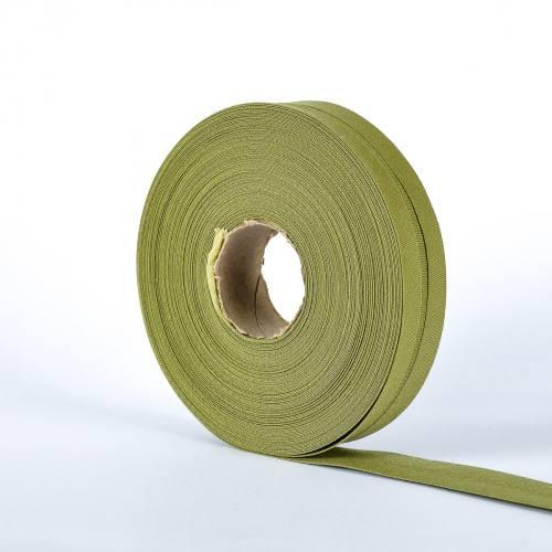 Bobine de biais 20 M - vert kaki 57