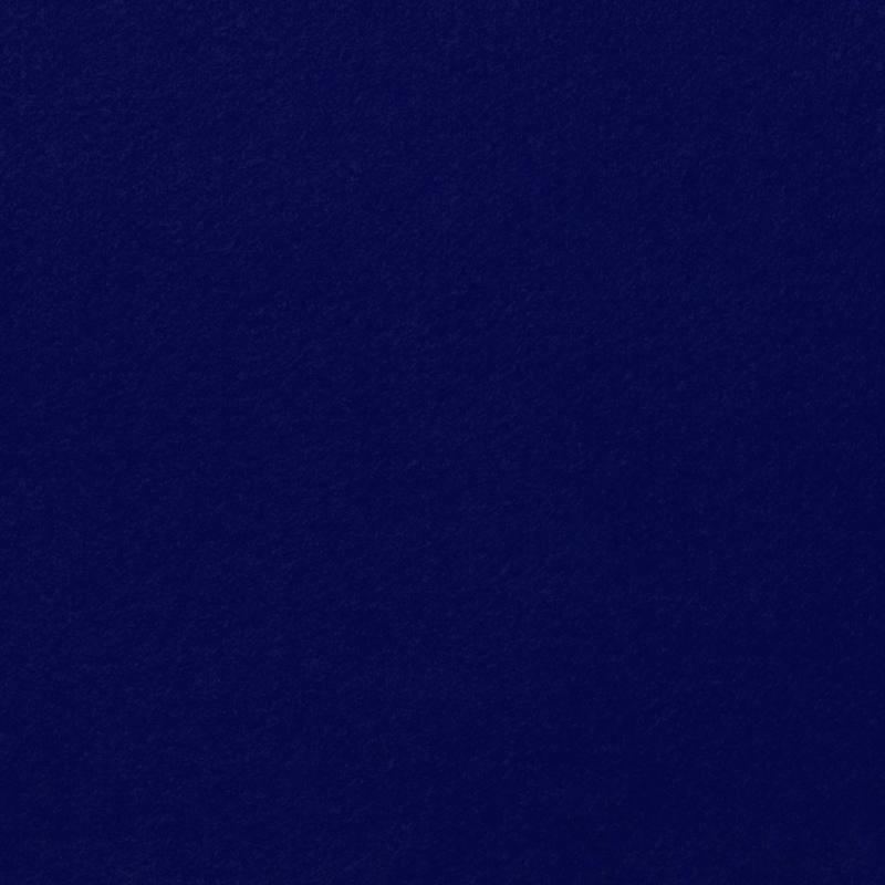 Feutrine bleue roi 91cm