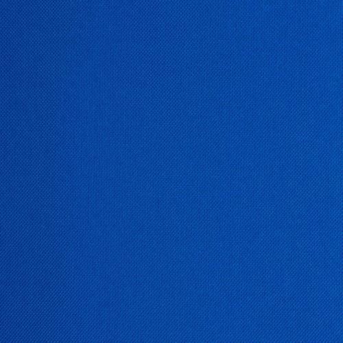 Tissu imperméable bleu roi