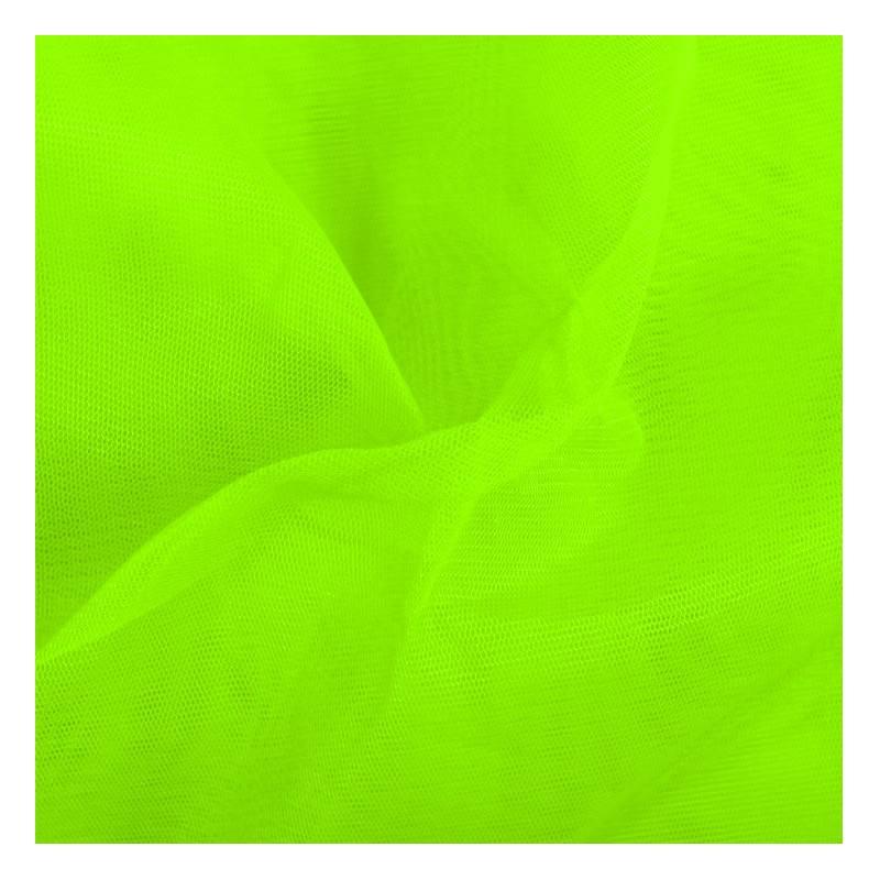 Tulle vert fluo