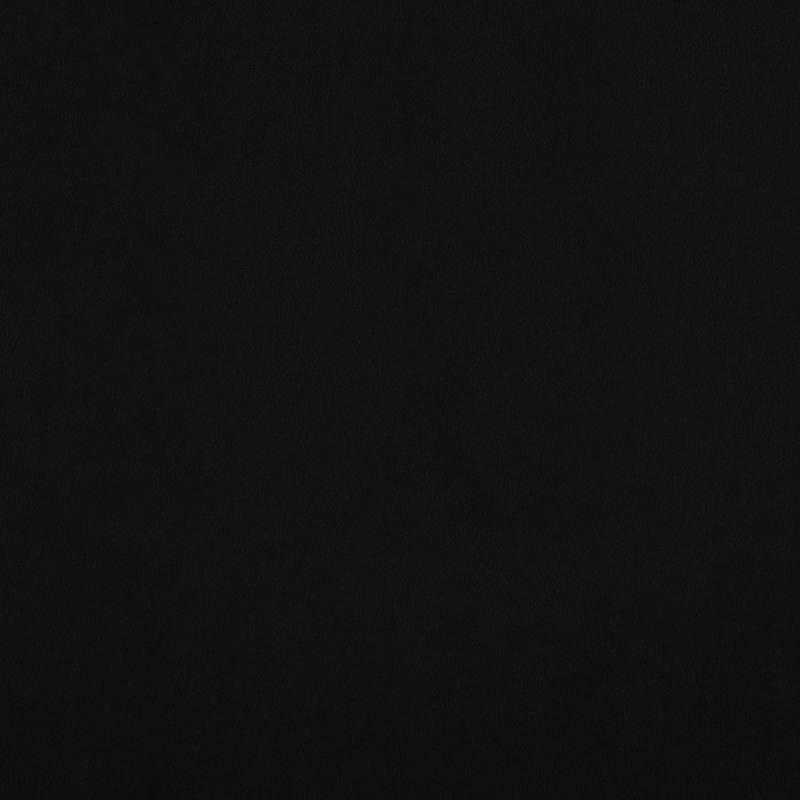 Suédine noire anti-taches