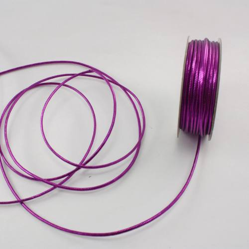 Cordelette en bobine violet 1.6 mm