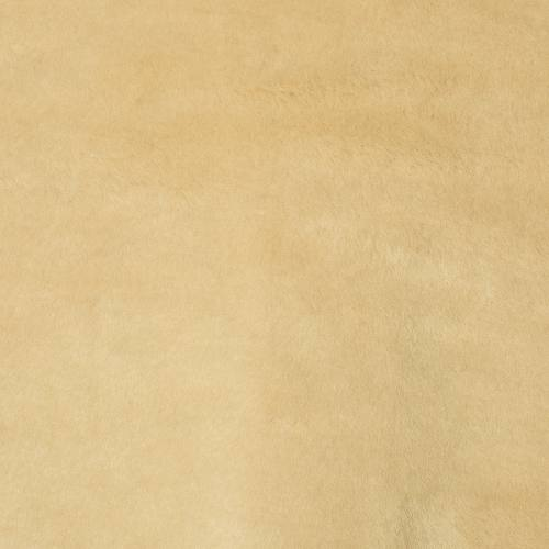 Fausse fourrure poils ras beige