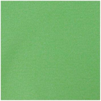 Toile polyester verte clair