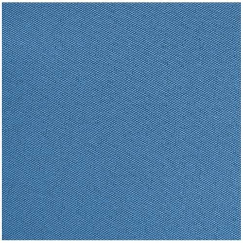 Toile polyester bleu clair