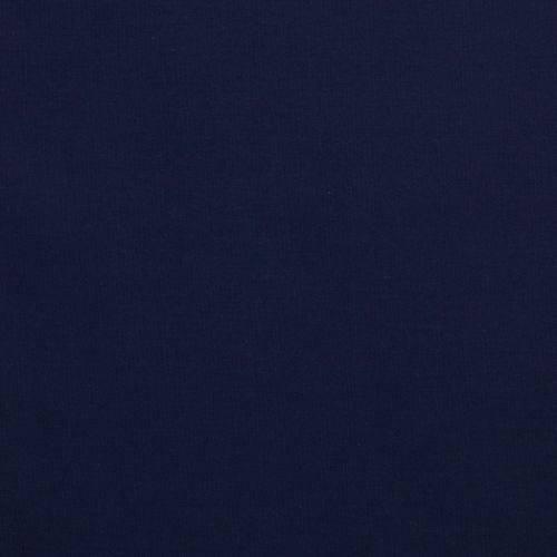 Coton bleu marine