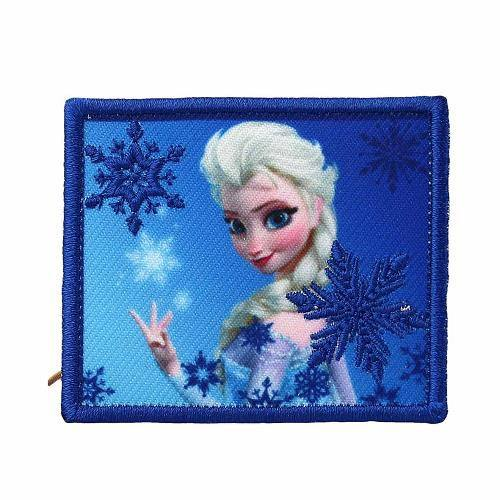 "Ecusson Disney ""La reine des neiges Elsa"" thermocollant"