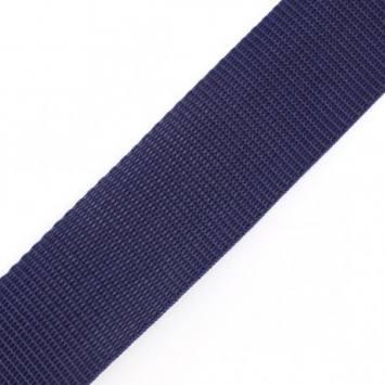 Sangle bleu marine 25 mm