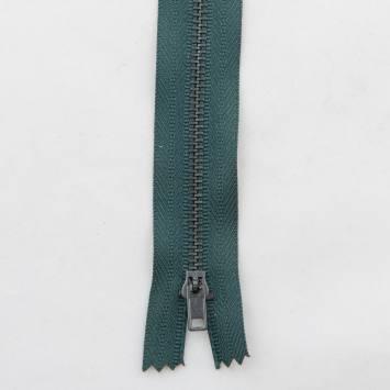 Fermeture pantalon 18 cm métal non séparable Col 137