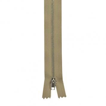 Fermeture pantalon 12 cm métal non séparable Col 156