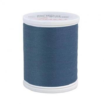 Fil à coudre polyester gris 2122