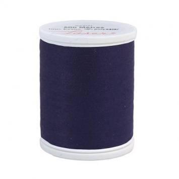 Fil à coudre polyester violet foncé 2310