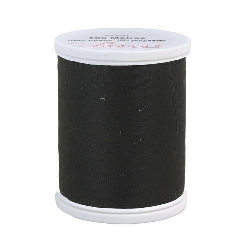 Fil à coudre polyester ébène 2872