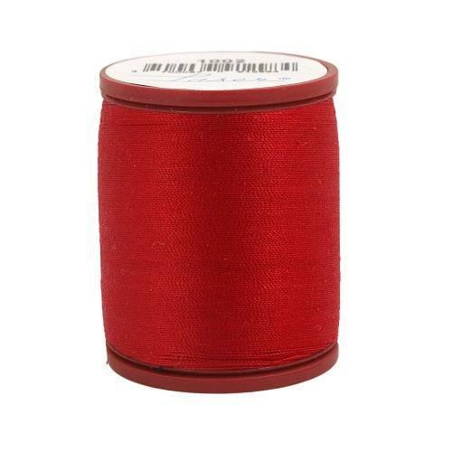 Fil à coudre coton 400m rouge 7810