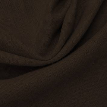Toile de jute marron