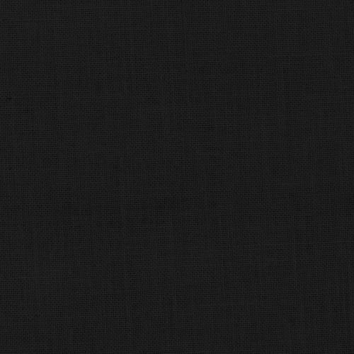 Toile de jute noire