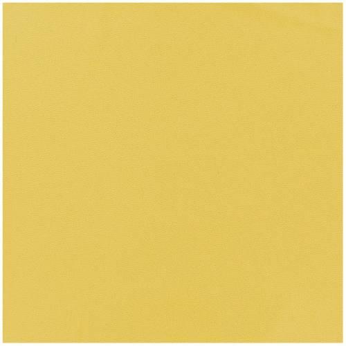 Mousseline crêpe jaune