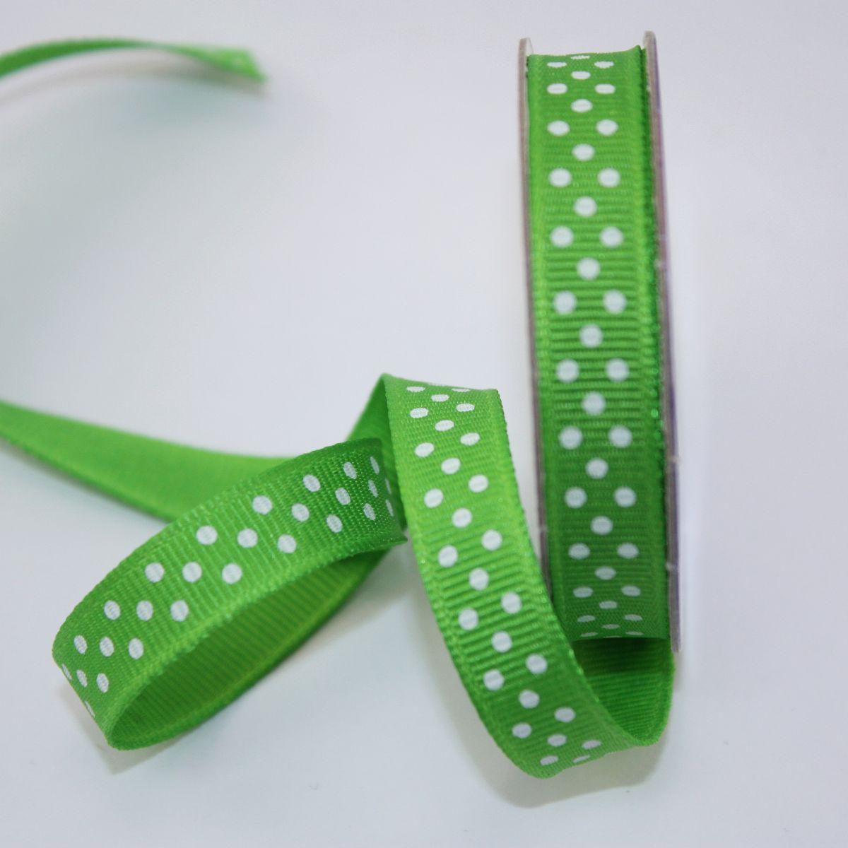 Ruban en bobine vert 9 mm