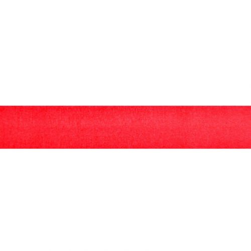 Biais jersey rouge vermillon