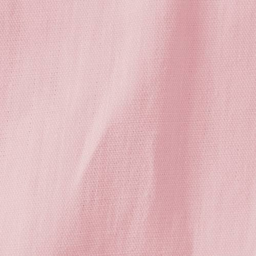 Toile de lin rose