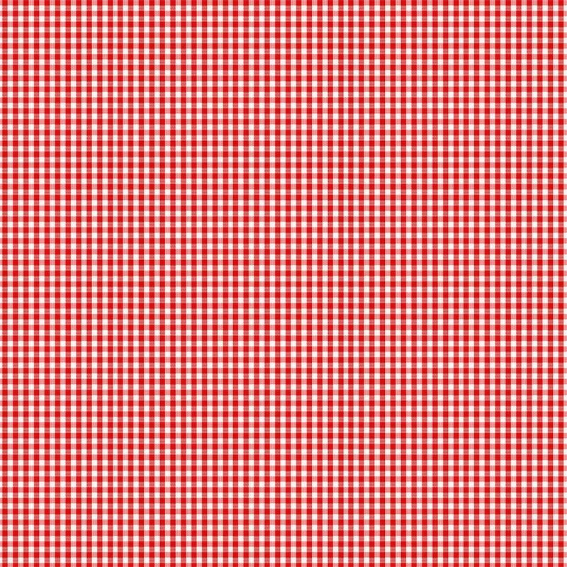coton vichy rouge 3 mm tissus au m tre tissu coton pas cher. Black Bedroom Furniture Sets. Home Design Ideas