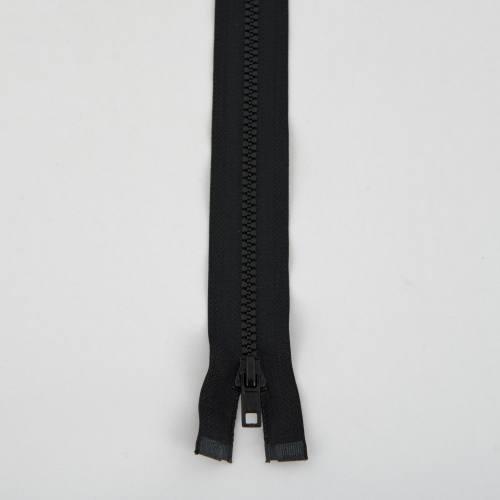 Fermeture injectée 75 cm séparable col 172