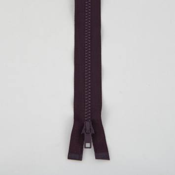 Fermeture injectée 55 cm séparable col 181