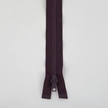 Fermeture injectée 35 cm séparable col 181