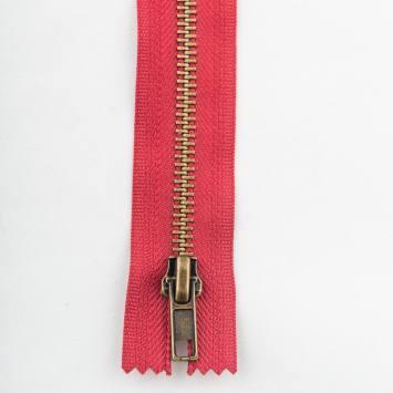 Fermeture 15 cm métal non séparable Col 113
