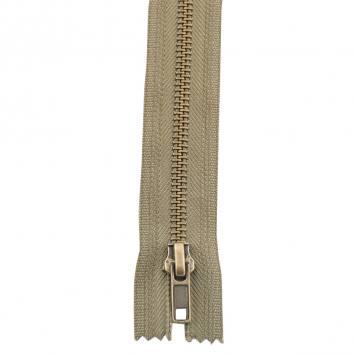 Fermeture 18 cm métal non séparable Col 151