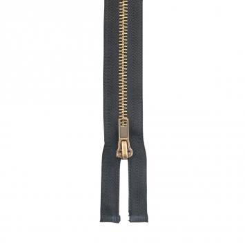 Fermeture 75 cm métal séparable Col 172