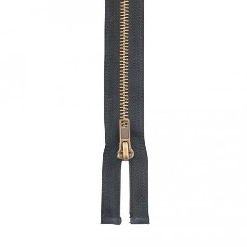 Fermeture 55 cm métal séparable Col 172