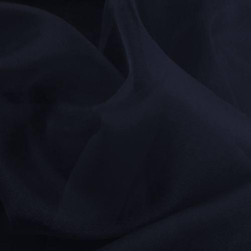 Organza bleu nuit